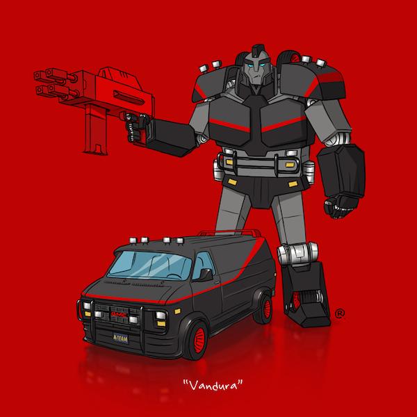 Movie Cars Transformers 9