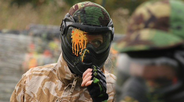 Paintball Job