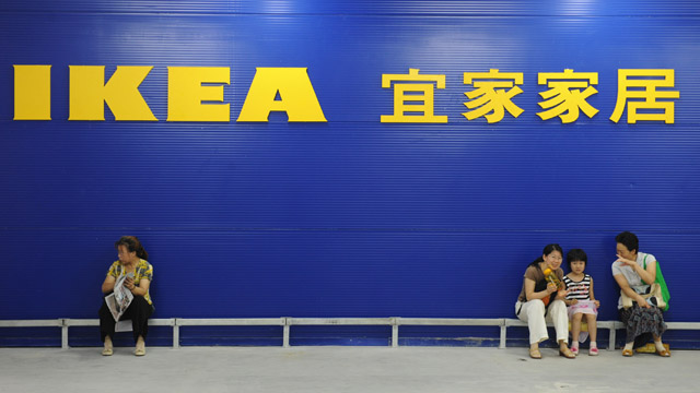 IKEA Opens New Store In Nanjing
