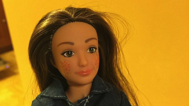 Realistic Barbie Featured