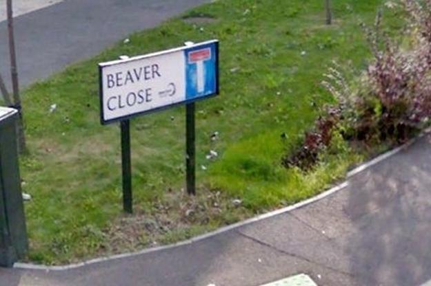 Rude Street Names 1