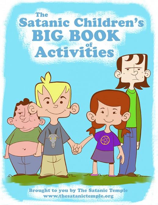 Satan - Children's Book