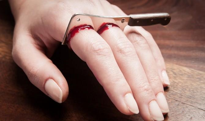 Satan - Chopped Off Fingers