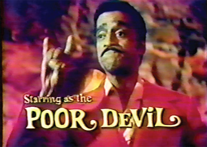 Satan - Sammy Davis Jr Poor Devil
