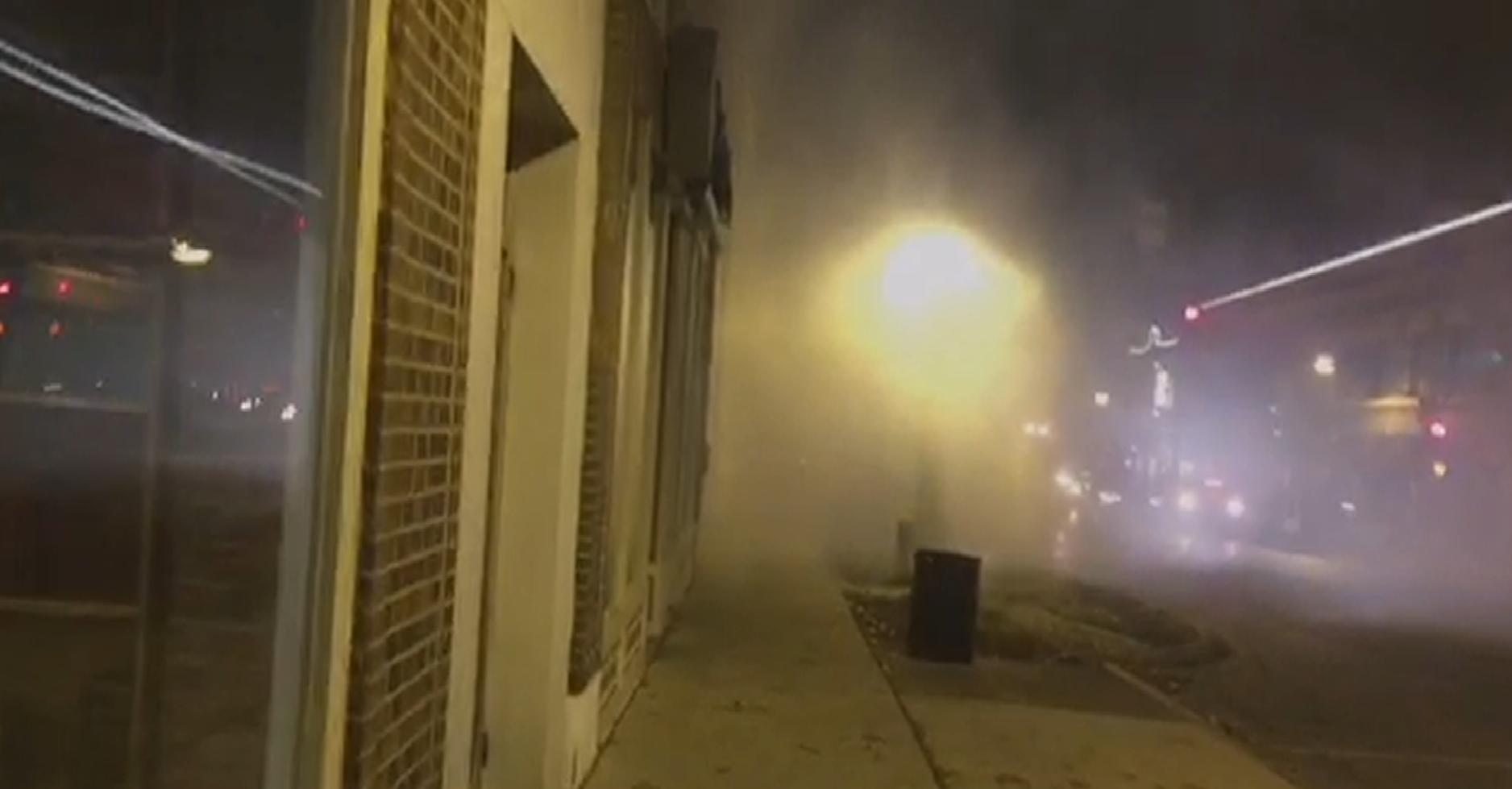 St. Louis Tear Gas