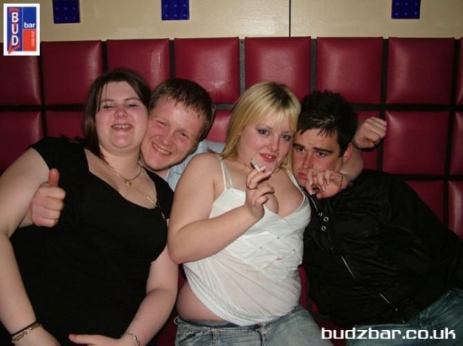 Photos Of Swedish Night Club Vs British Night Club - Sick