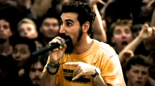 System of A Down Chop Suey