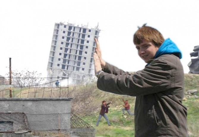Building-Demolition-in-Sevastopol - selfie 1