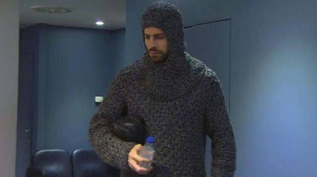 Gerard Pique Game Of Thrones