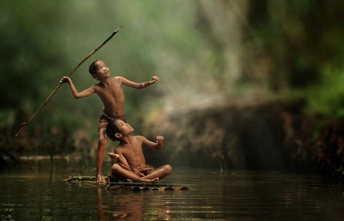 Herman Damar Indonesia - Spear