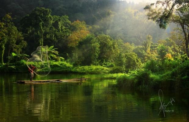 Herman Damar Indonesia - fishing
