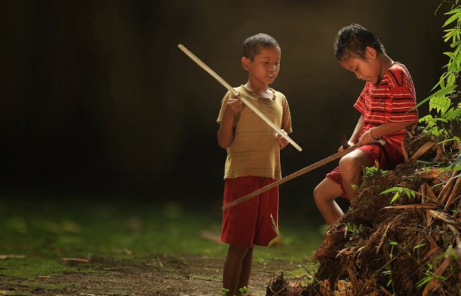 Herman Damar Indonesia - life