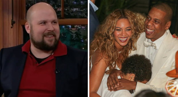 Jay Z Beyonce Markus Persson