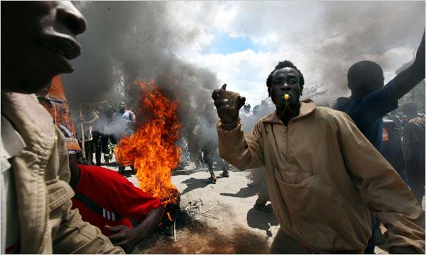 Kenya Riots 2007