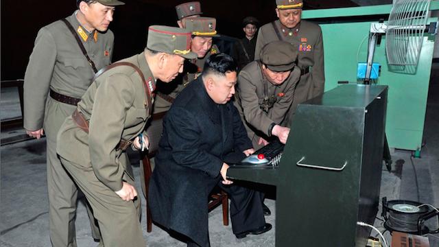 Kim Jong Un Hack