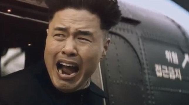 Kim Jong-un Death Scene