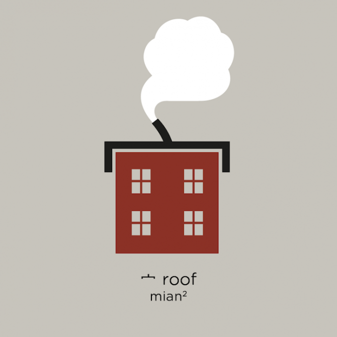 Learn Chinese 9 Roof