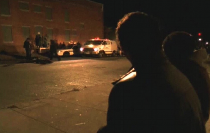 Opening Credits The Wire Then 1