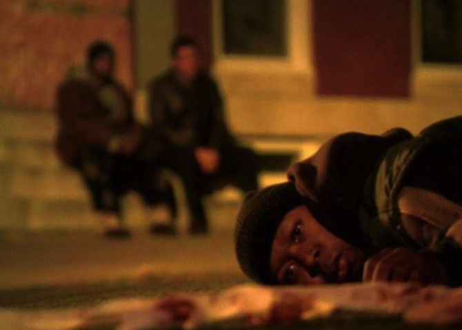 Opening Credits The Wire Then