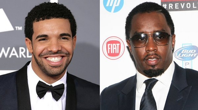 P.Diddy Punches Drake