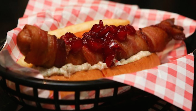 Pig In Blanket Hot Dog