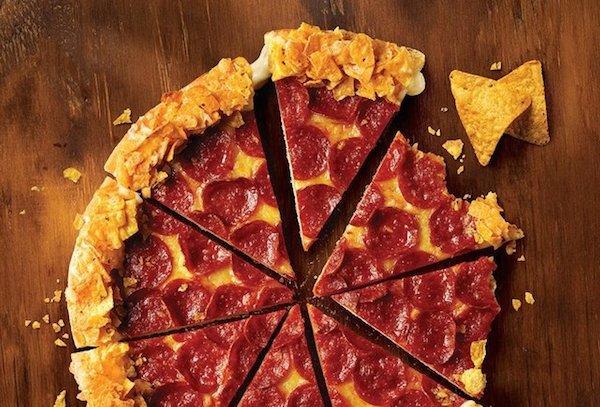 Pizza Hut Doritos Crust 2