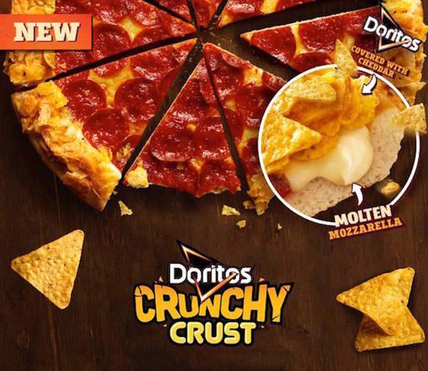 Pizza Hut Doritos Crust 3