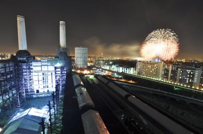 Place Hacking - Urban Explorer - Battersea Power Station, Wandsworth, London, United Kingdom