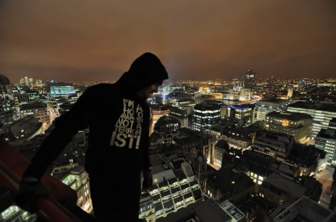 Place Hacking - Urban Explorer - New Court London