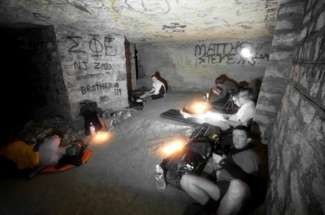 Place Hacking - Urban Explorer - Paris Catacombs