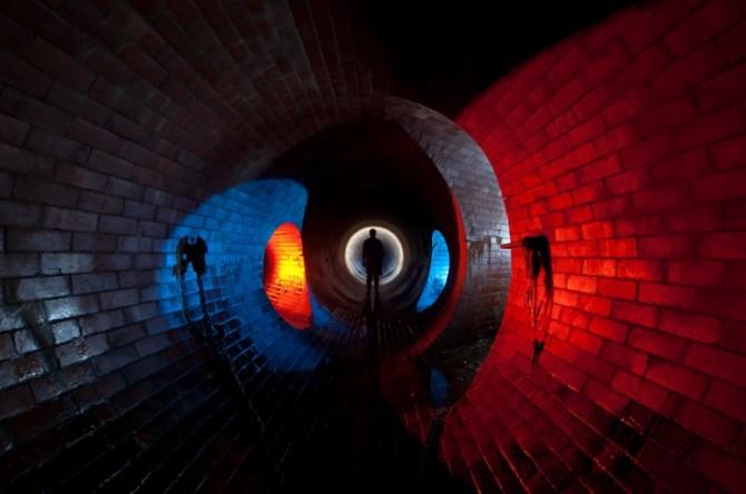 Place Hacking - Urban Explorer - Rubix, Brixton, London, United Kingdom