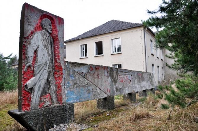 Place Hacking - Urban Explorer - Vogelsang Soviet Military Base, Berlin, Germany