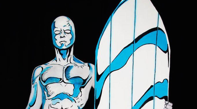 Silver Surfer Featured