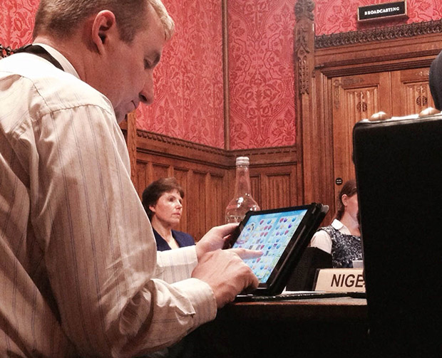 Tory MP Candy Crush
