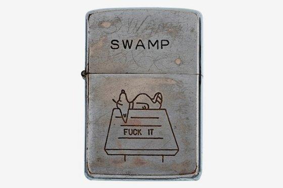 Vietnam Zippos - Swamp