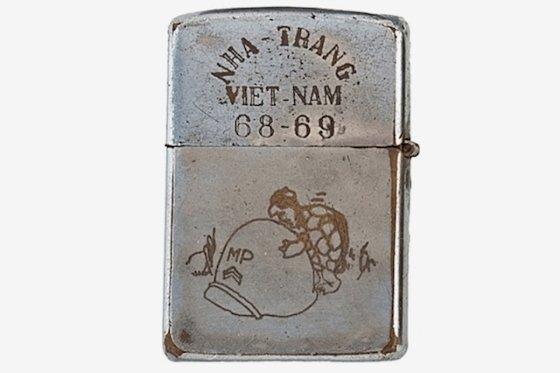 Vietnam Zippos - Turtle