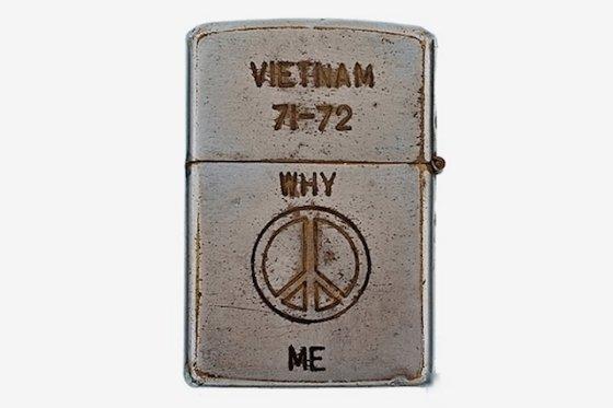 Vietnam Zippos - Why Me