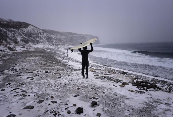 Vladivostok - Russia Surfing