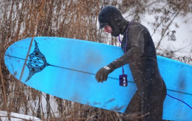 Vladivostok Snow Storm 7