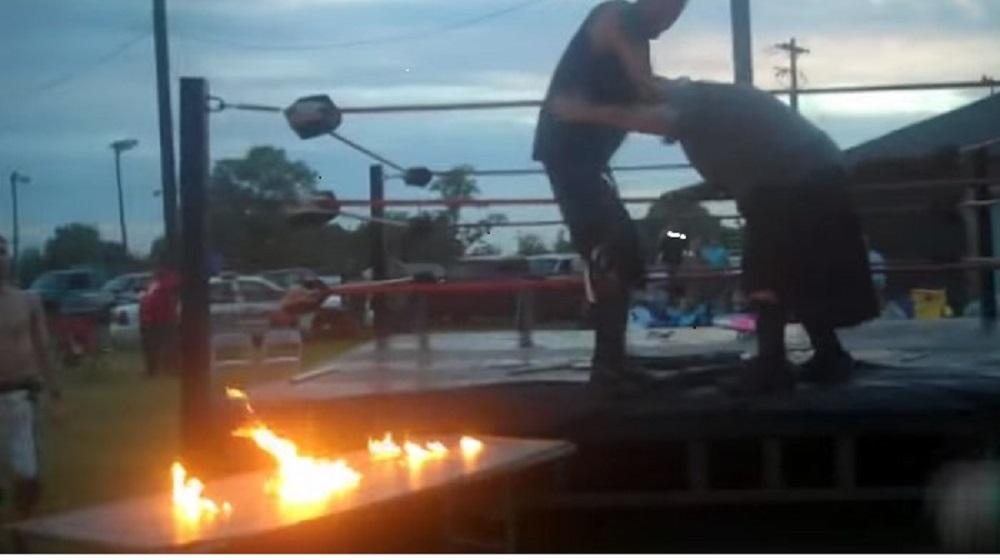 Worst Wrestling Match Ever