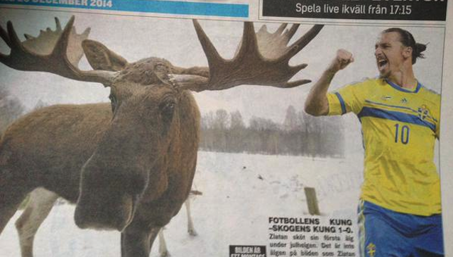 Zlatan Ibrahimvoic Kills Moose Featured