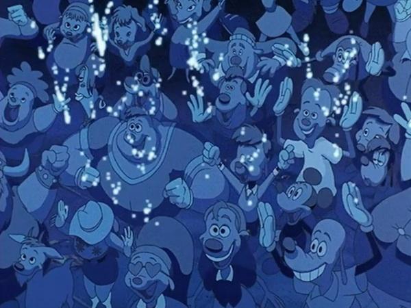 A Goofy Movie Mickey Mouse