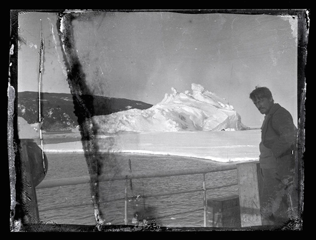 Antarctica Negatives Featured