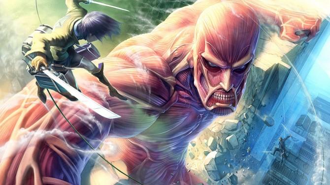 Attack On Titan - Comic