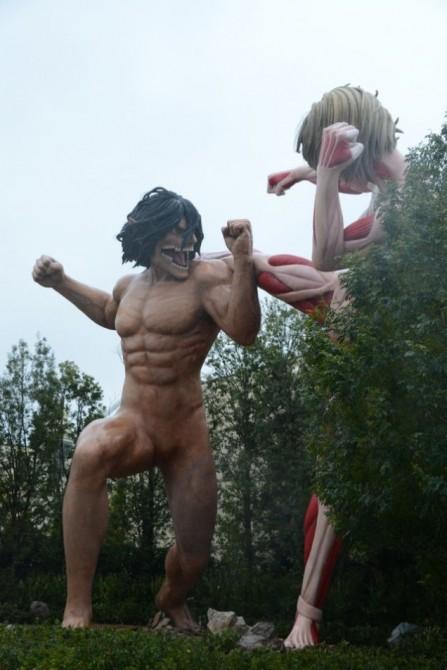 Attack On Titan - Theme Park 2