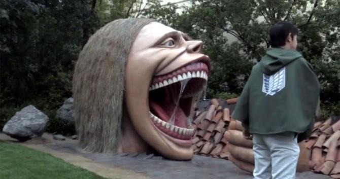 Attack On Titan - Theme Park 3