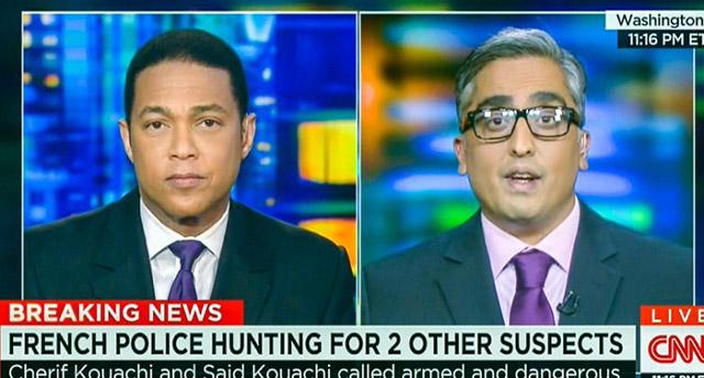CNN ISIS