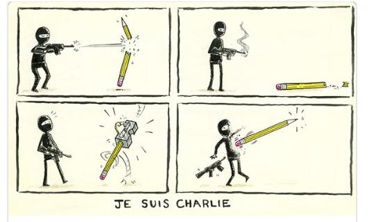 Charlie Hebdo Cartoons 1