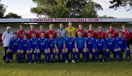 Chatham Town FC -Hacker club