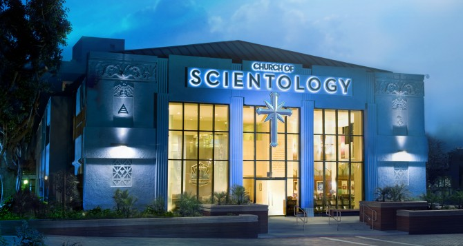 Church of Scientology - HQ